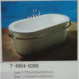 CLASSIC BATHTUB(WITH LUXURY FAUCET,BUBBLE,SYSTEM (CLASSIC ванной (с роскошью для умывальника, пузырь, СИСТЕМЫ)
