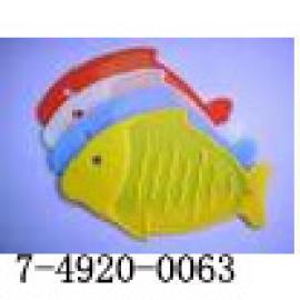 SILICONE FISH SHAPE Untersetzer (SILICONE FISH SHAPE Untersetzer)