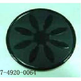 SILICONE CUP COASTER-FLOWER (SILICONE CUP COASTER-FLOWER)