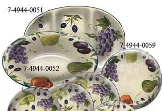 12 INCH ROUND PLATE (12-дюймовый круглой пластинки)