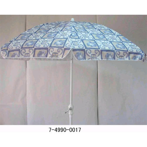 8-1/2 FT STEEL PATIO UMBRELLA