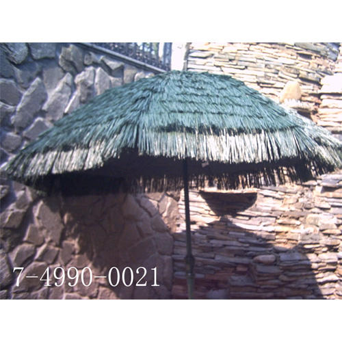 7 1/2`*8K STRAW UMBRELLA