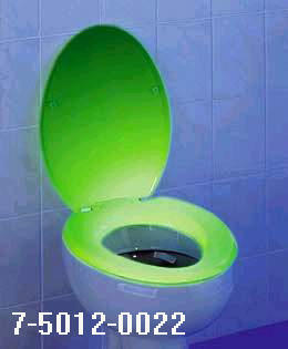 TOILET SEAT LIGHT UP IN THE DARK (ТУАЛЕТ SEAT LIGHT UP IN THE DARK)