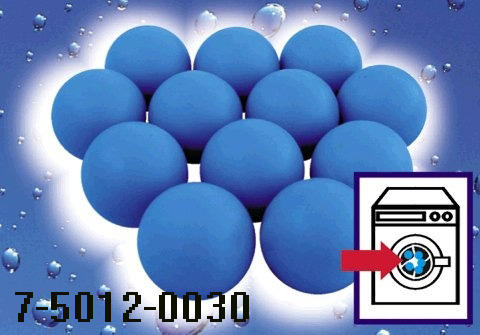 MAGNET LAUNDRY BALL SET OF 12 (МАГНИТ ХИМЧИСТКА BALL набор из 12)