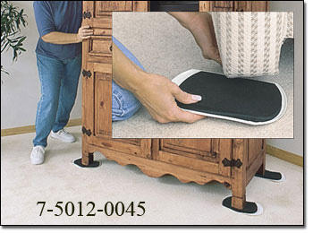 OVAL SHADE SOFA MOVER