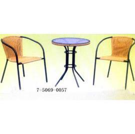 Tisch und Stuhl (Tisch und Stuhl)