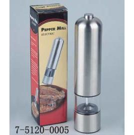 ELECTRIC PEPPER MILL (Электрическая мельница для перца)