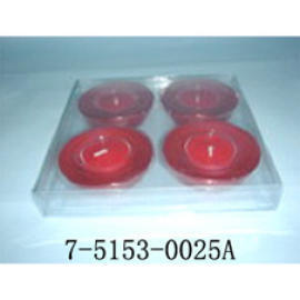 BOWL CUP-SHAPED T-CANDLE STAGE