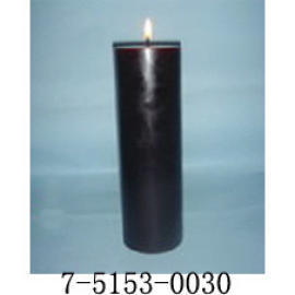 F3*H9    WINE RED CANDLE (  F3 * H9   Wine Red СВЕЧА)
