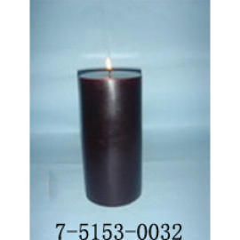F3*H6   WINE RED CANDLE