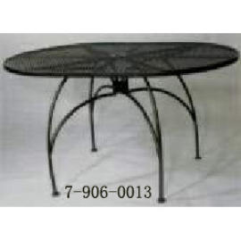 OVAL TABLE (OVAL TABLE)