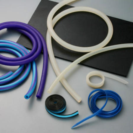 Rubber and Silicone Tubing,Strips,Sheets,Pads