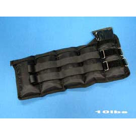ADJUSTABLE WRIST/ANKLE WEIGHT