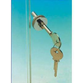Cabinet sliding glass door lock (Кабинет блокировка раздвижных стеклянных дверей)