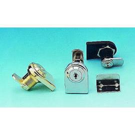 Cabinet swinging glass door lock for single door (Кабинет размахивая блокировка стеклянных дверей для одной двери)