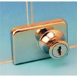 Cabinet glass door lock (Кабинет стекла дверного замка)