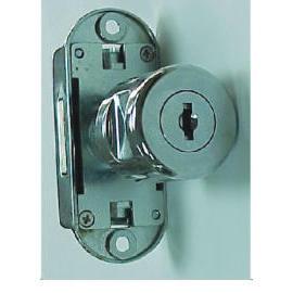 Rotating bar lock (handle w/key) (Вращающийся бар замка (ручка без ключа))