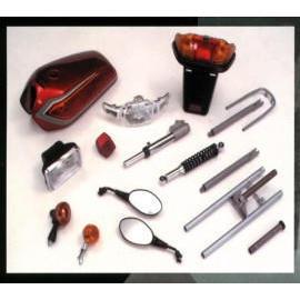 LAMP, MIRROR, FNEL TANK..ETC FOR MOTORCYCLE (LAMP, зеркало, FNEL ЦИСТЕРНА   и т.д. для мотоциклов)
