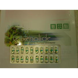 Nutraceutical Supplement - Coixenolide (SFE extract) - Raw material for Cosmetic