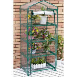 4-Tier Mini Greenhouse (4 мини-Tier Парниковый)