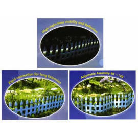 Reflective & Fluorescent Fence Set (Светоотражающие & Флуоресцентный Забор Установить)