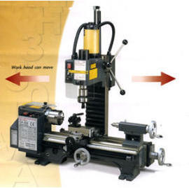 Compound Type of Table Lathe/ Mini Milling Machine