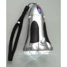 Flashlight, Sound-Control Camping LED Torch (8 LEDs 10000MCD)