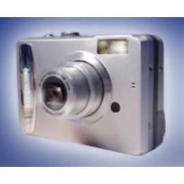 10.0 MP CCD Digital Camera