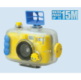 15M Underwater 35mm Motorized Camera