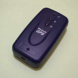 Bluetooth GPS Receiver