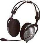 Bass Vibration Headset