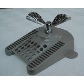 Sprinkler with stand
