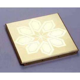 Gold Tile with Islamic Pattern (Золото плитки с исламским План)