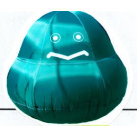 AIR SHAPE BALL (FROG)