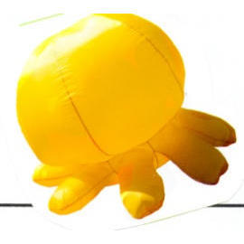 AIR SHAPE BALL (OCTOPUS)