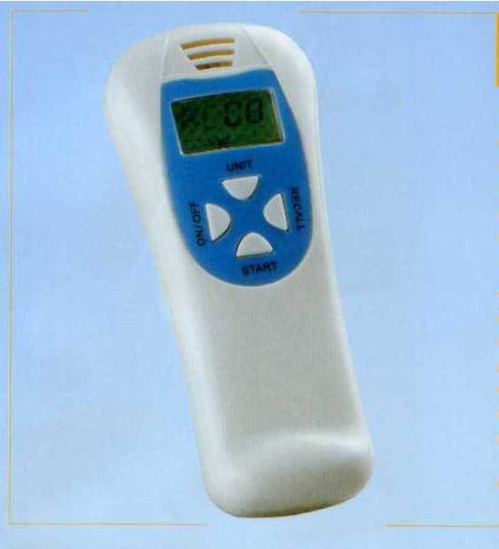 DIGITAL DISPLAY ALCOHOL CONCETRATION TEST METER (Digital Display АЛКОГОЛЬ CONCETRATION TEST METER)