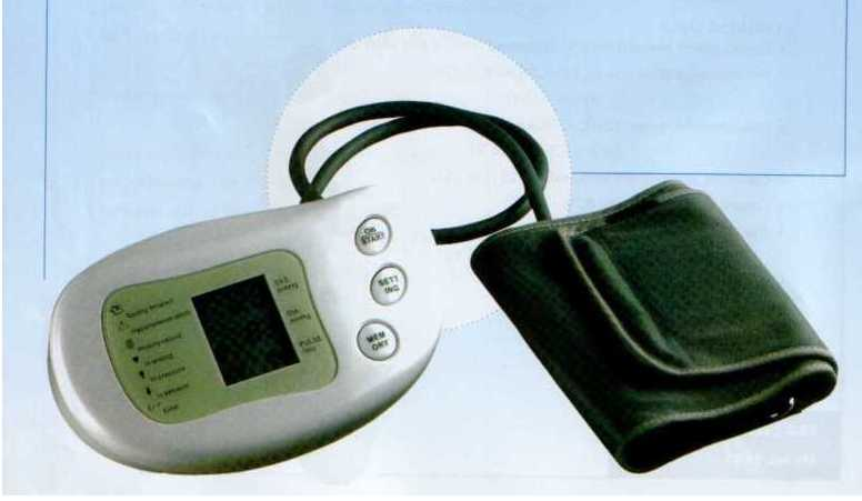 AUTOMATIC ARM BLOOD PRESSURE METER