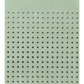 Perforated gypsum board (Перфорированный гипсокартон)