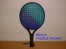 BEACH PADDLE RACKET (BEACH PADDLE RACKET)