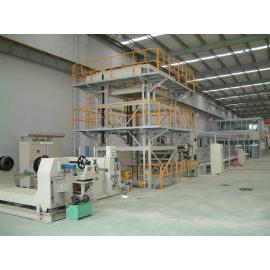 Aluminum coil coating line (Алюминиевый Coil Coating линия)