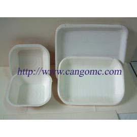 paper plate tray making machine aluminium plate tray making machine