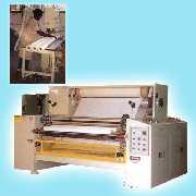 Toilet Tissue Paper Log Roll Rewinder, toilet rolls making machine