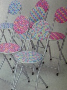 Folding Chairs (Складные стулья)