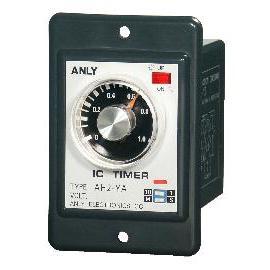 Multi-Range Analogue Timer (Multi-диапазон аналогового таймера)
