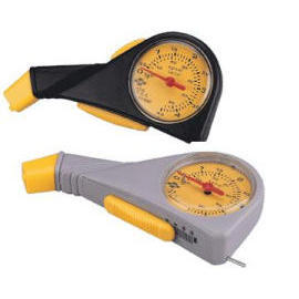 Tire Pressure & Tread Gauge 2-in-1
