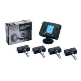 TPMS - Wireless Tire Pressure Monitor System (TPMS - беспроводной давления в шинах Monitor System)