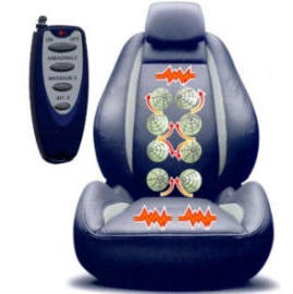 Wireless Electronic System for Roller Massager