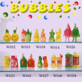 Bubble Toy/ Toys W011-W020 (Bubble игрушки / Игрушки W011-W020)