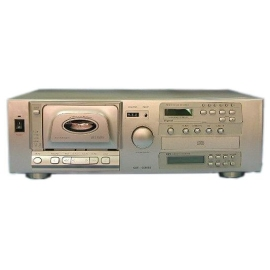 CD CASSETTE TUNER PLAYER (CD-ТЮНЕР CASSETTE PLAYER)