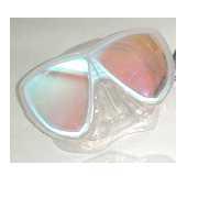Mirror Lens Frameless Mask (Зеркало объективов Маска Безрамное)